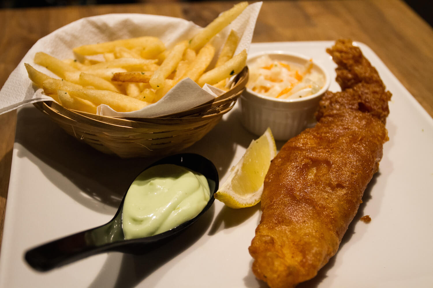 Sun Ray Cafe Fish and Chips | Vanillapup