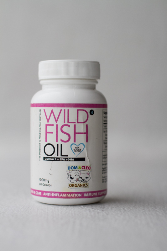 Choosing an omega 3 supplement for dogs vanillapup for Fish oil for dogs dosage