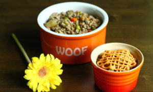 Dog shepherd's pie dog food recipe by Paws Fur Life | Vanillapup