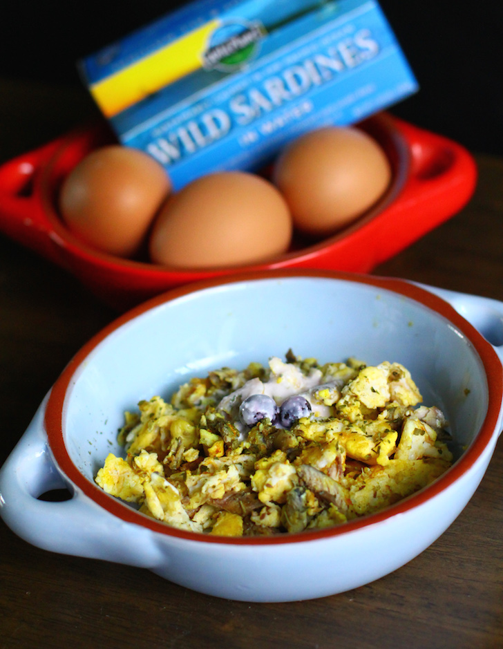 Recipe For Homemade Dog Food With Eggs