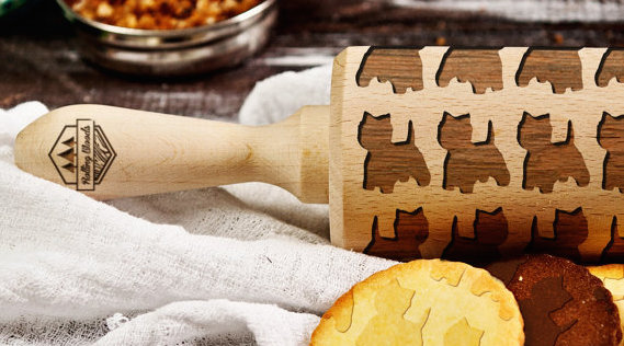 Perfect Gifts for Westie Lovers - Westie Rolling Pin | Vanillapup