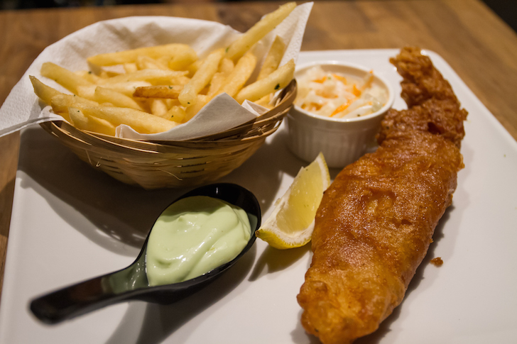 Sunray Cafe Fish and Chips | Vanillapup