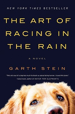 Books for Dog Lovers - The Art of Racing in the Rain | Vanillapup