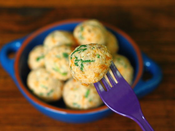 Salmon and Sardine Balls Recipe