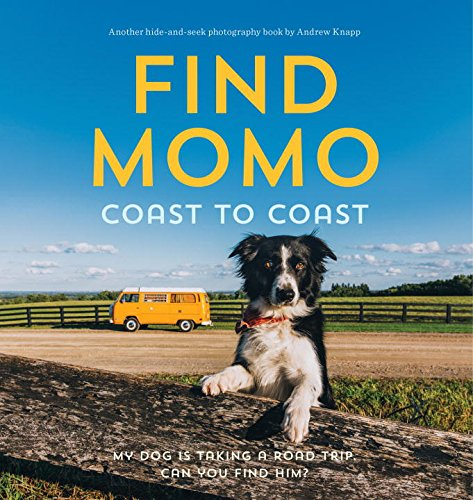 Find Momo Coast to Coast | Vanillapup