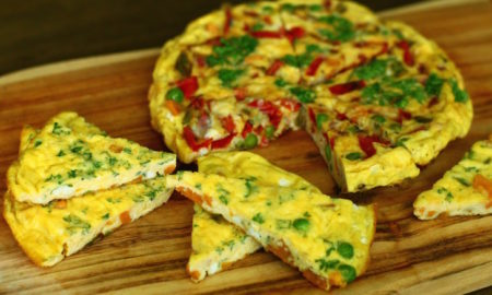 Frittata Recipe for Dogs | Vanillapup