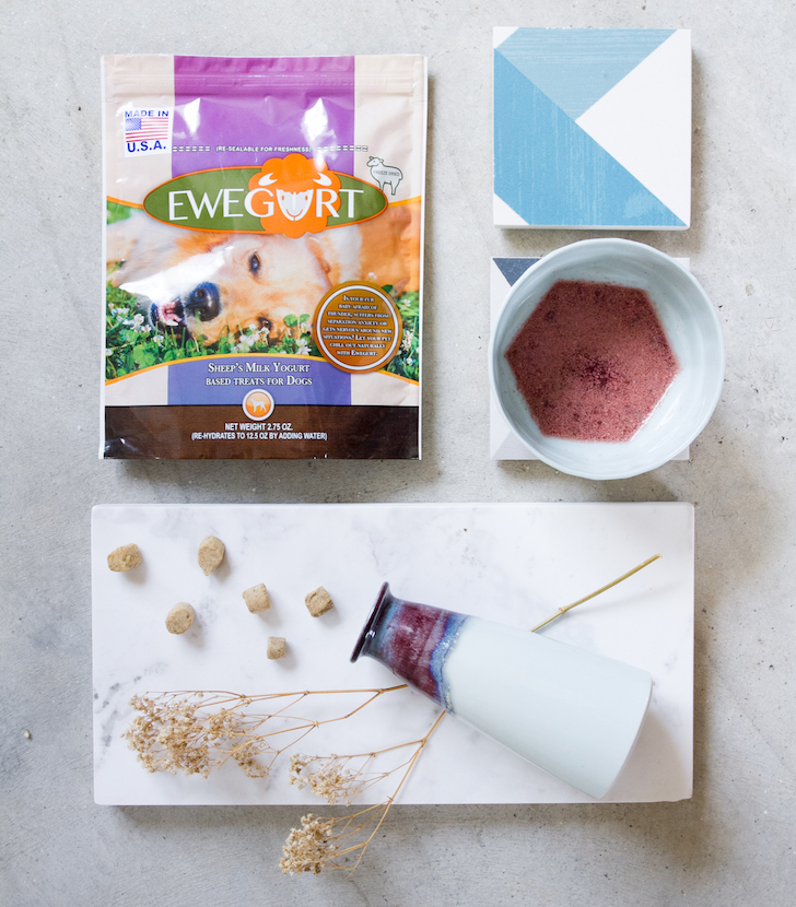 Ewegurt Freeze-dried Sheeps Milk | Vanillapup