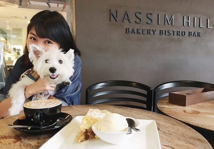 Nassim Hill Afternoon Tea | Vanillapup