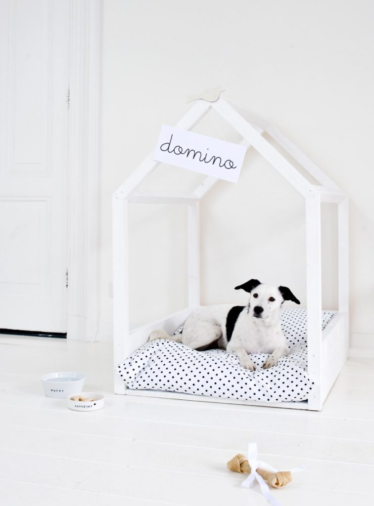 DIY Dog House | Vanillapup