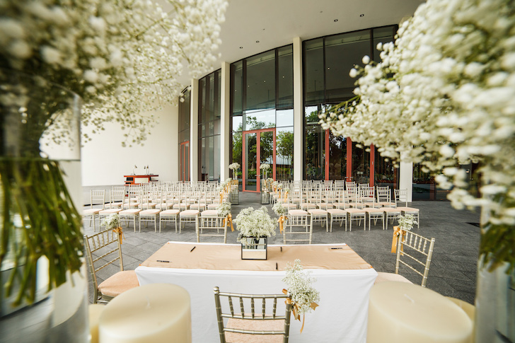 Dog-friendly Wedding Venue Capella | Vanillapup