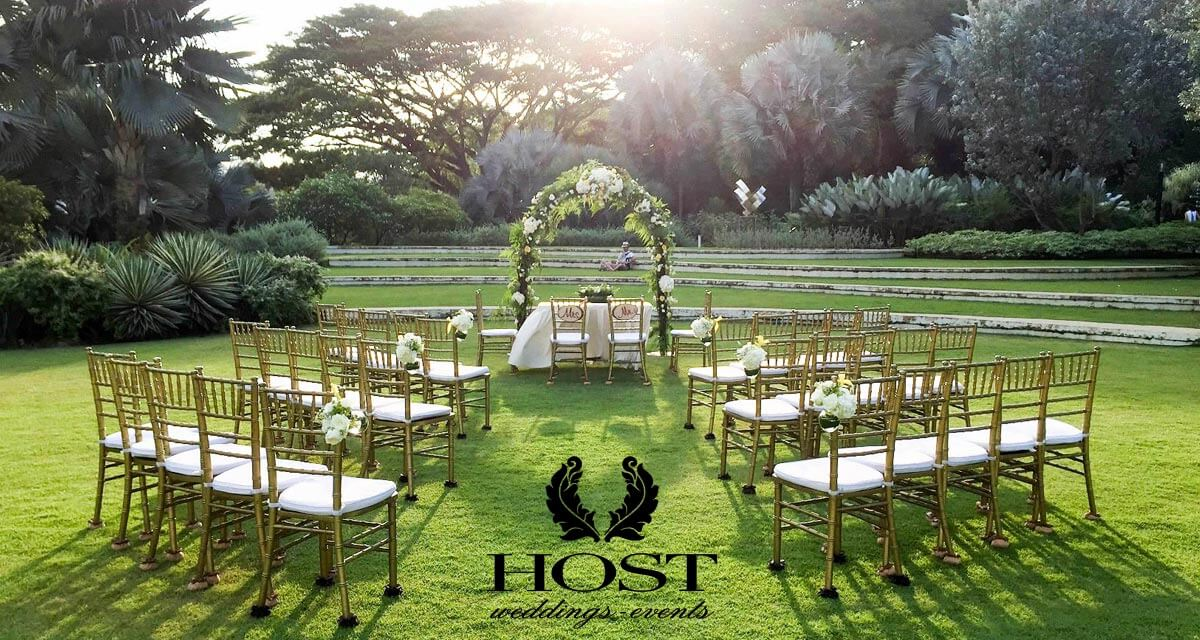 Dog-friendly Wedding Venue - HortPark | Vanillapup