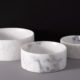 MRD White Marble Water Bowl Banner