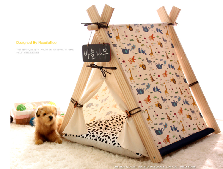 Taobao Little Dove Dog Tent | Vanillapup