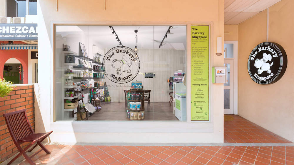 The Barkery Singapore | Vanillapup