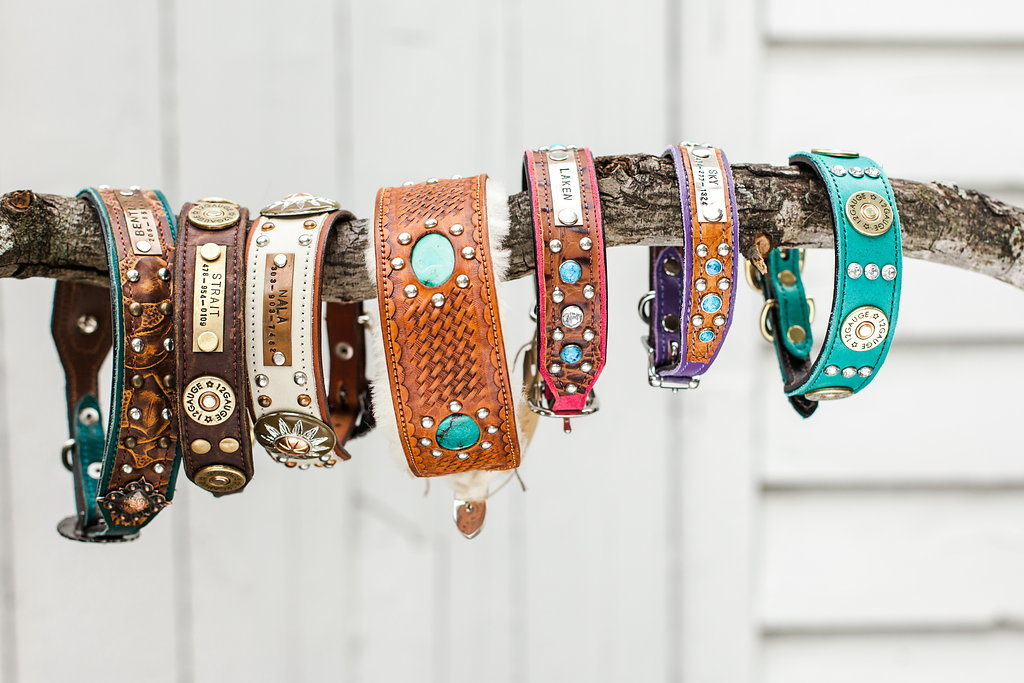 Wild Hound Outfitters Dog Leather Collars | Vanillapup