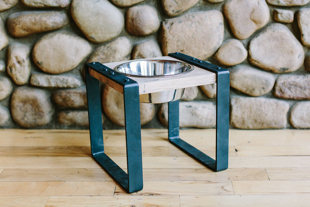 Wild Hound Outfitters Dog Single Feeder | Vanillapup