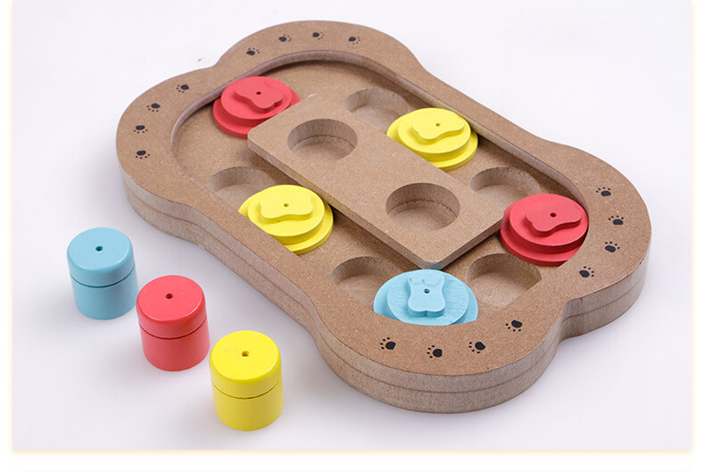 Dog Puzzle Toy | Vanillapup