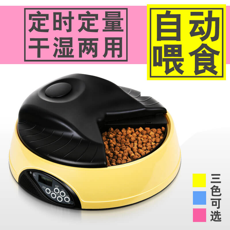 PETWANT Automatic Pet Feeder | Vanillapup