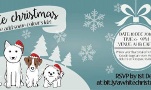 A White Christmas Party 2016 | Vanillapup