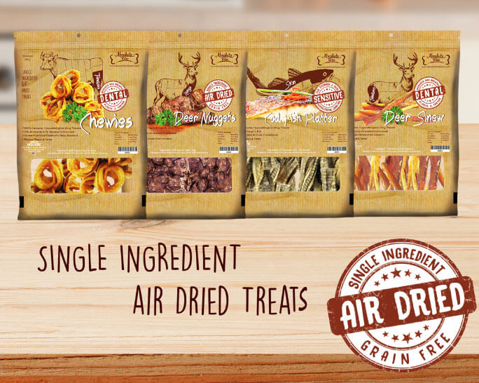 Absolute Bites Air-dried Treats