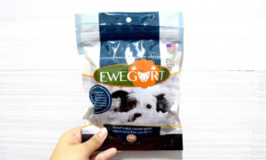 Ewegurt Freeze-dried Treats Emu | Vanillapup