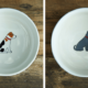 Sweet William London Breed Design Dog Bowl | Vanillapup