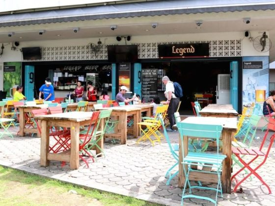 Dog-friendly Legend Cafe | Vanillapup