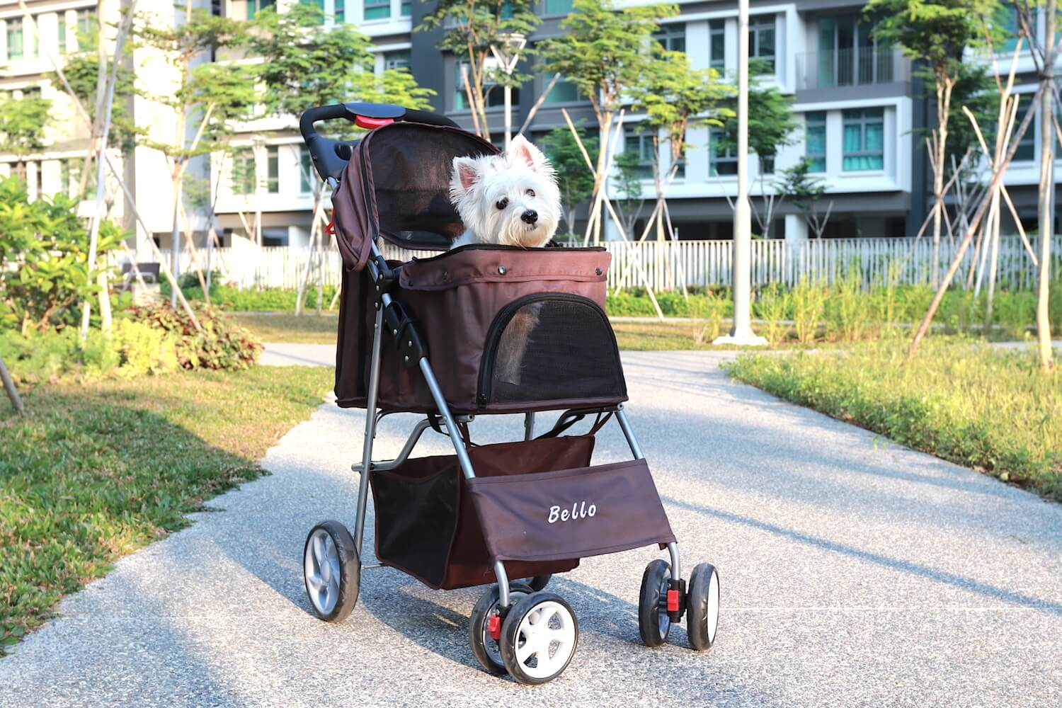 Taobao Bello Stroller Review | Vanillapup