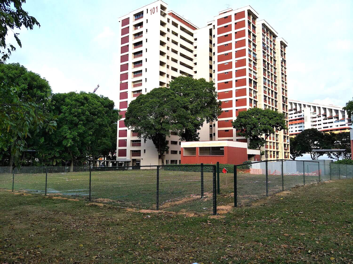 Potong Pasir Dog Run | Vanillapup