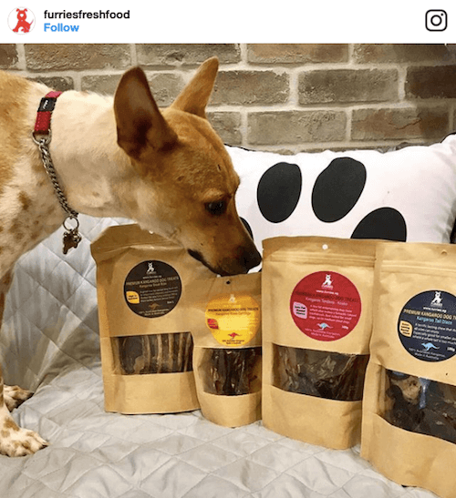Furries Fresh Food Treats | Vanillapup