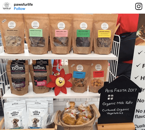 Paws Fur Life Treats | Vanillapup
