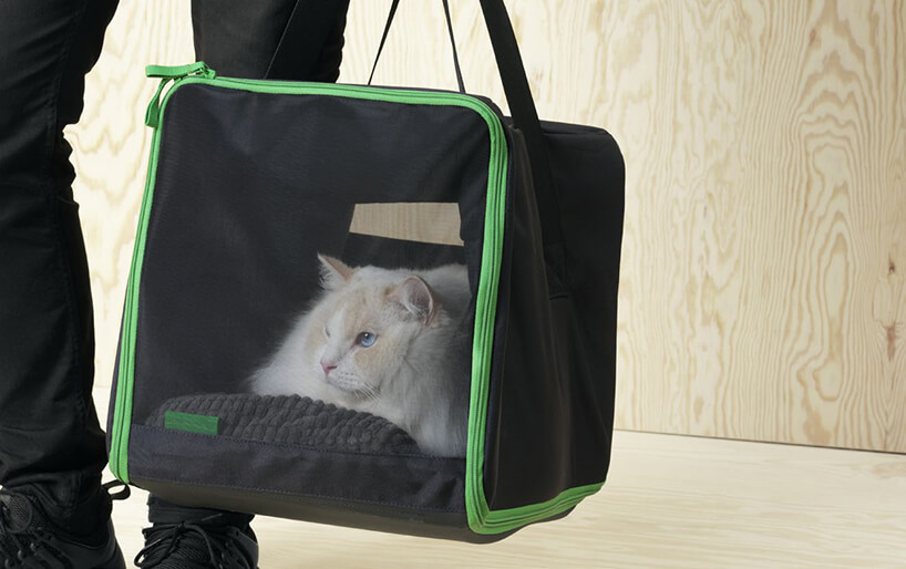 IKEA LURVIG Pet Carrier | Vanillapup