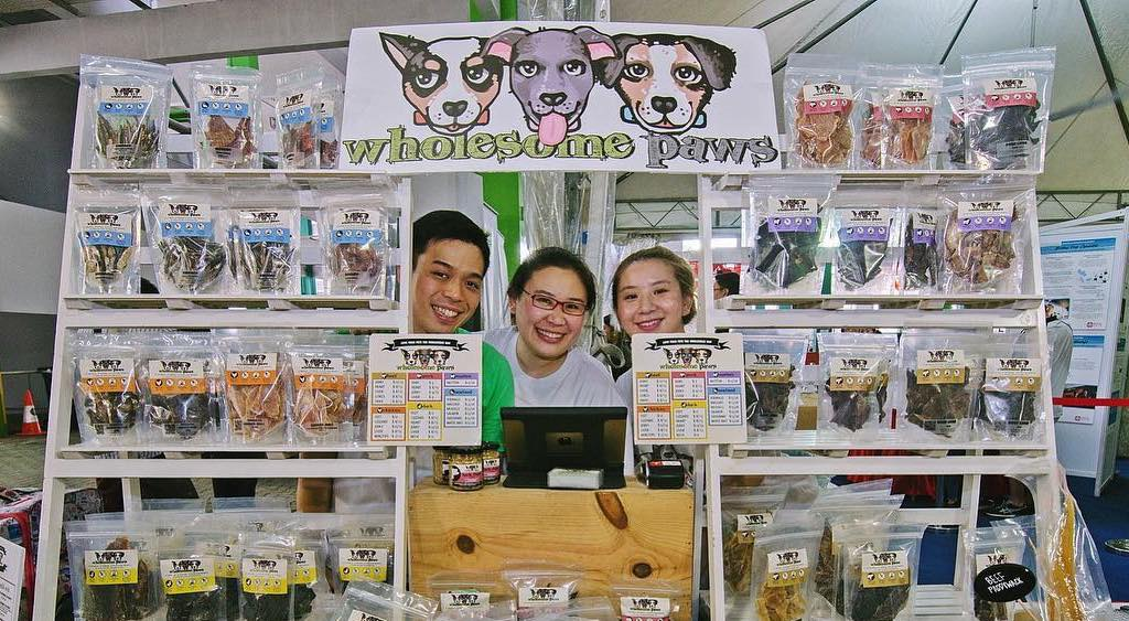Wholesome Paws Pet Treats | Vanillapup