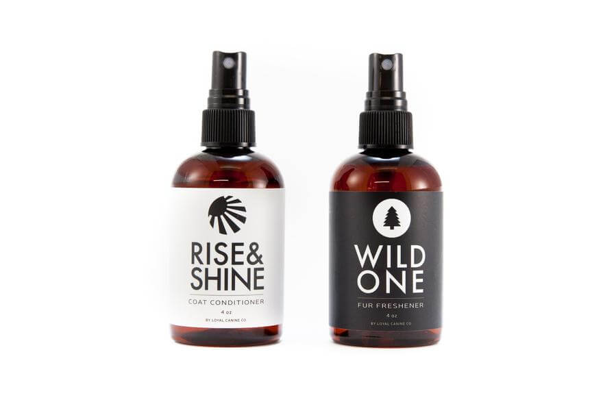 Loyal Canine Co. Rise and Shine Coat Conditioner for Dogs   Vanillapup