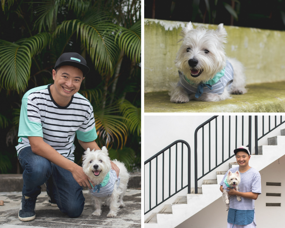 Ohpopdog Human and Dog Collage 2 | Vanillapup